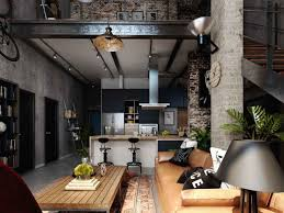 Image Rustic Industrial Style Home Great Idea Hub Cool And Cosy Industrial Style Homes Great Idea Hub