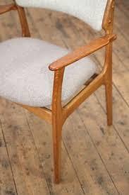 model 49 oak chair by erik buch