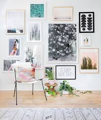 how to create an art gallery wall 5