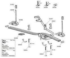 carrier parts. image is loading thule-proride-591-roof-mounted-cycle-carrier-spare- carrier parts