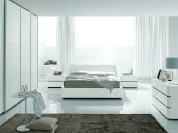 small modern bedroom white. Small Modern Bedroom White And Furniture Interior O