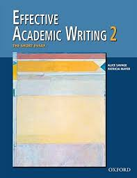 effective academic writing the short essay by alice savage effective academic writing 2 the short essay alice savage patricia er
