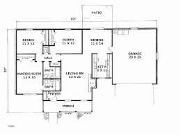 2500 square foot ranch house plans fresh 23 new 2500 sq ft ranch house plans