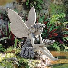 outdoor garden statues. 40 Stunningly Beautiful Statues Of Fairies And Angels For Your Home \u0026 Garden Outdoor