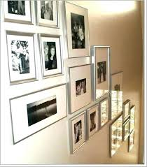 large wall collage frames stylish inspiration ideas template target picture home decor gorgeous photo