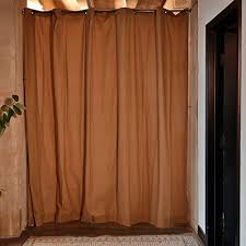 roomdividersnow muslin room divider curtain ft amazoncom roomdividersnow muslin room divider curtain ft tall x ft wid