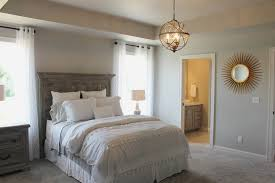 How To Decorate A Tray Ceiling Bedroom Cool Tray Ceiling In Master Bedroom Design Decor Cool In 55