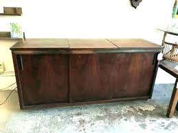 vintage stereo cabinet for mid century console furniture in ca plans mid century stereo cabinet