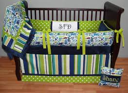 lime green and navy crib bedding bedding designs