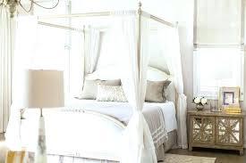 white canopy bed frame – sureplumb.info