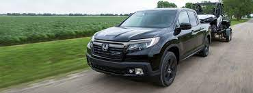 how much can the honda ridgeline tow