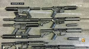 California Sues US Regulator in Bid to Deter 'Ghost Guns' – CBS San  Francisco