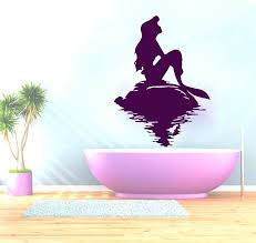 mermaid wall decals mermaid wall stickers wall decal design stunning mermaid decals for walls mermaid wall decals