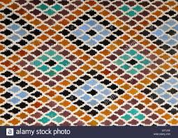 Diamond Shaped Pattern