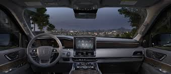 2019 Lincoln Navigator SUV Technology Features - Lincoln.com