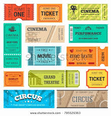 Concert Ticket Invitation Template Free Beautiful Concert Tickets ...