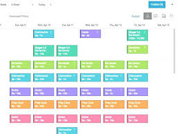 Schedule Maker Work Monthly Schedule Maker Shift Work Schedule Maker Marketingberatung Co
