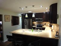 Espresso Painted Cabinets Kitchen Remodel Sympathetic Kitchen Remodeling Miami Flooring