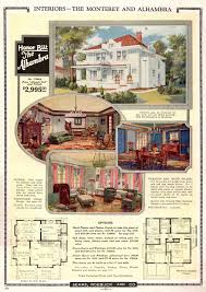 Two Sears Alhambras In Tulsa Oklahoma Oklahoma Houses By Mail - Craftsman house interiors
