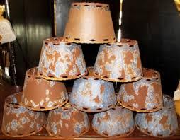 custom metal chandelier lamp shade