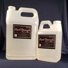 Liquid Diamonds epoxy 192 oz. 1.5 gallons FREE SHIPPING | Etsy