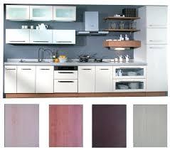 kitchen colored kitchen cabinet doors melamine cupboard shelves
