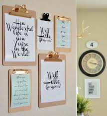 diy office decor. Fine Diy 5 DIY Office Decor Ideas For Diy