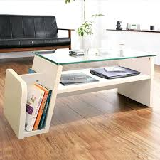 coffee table book storage square glass surface of the small coffee table storage coffee table book