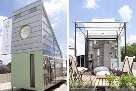 Pod Home The Coolest Airiest New Tiny House Hails From South Africa Curbed