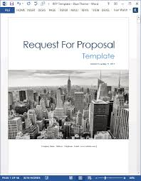 Technical Proposal Templates Proposal Writing Templates Forms Checklists For Ms Office And