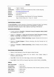 Ui Developer Resume Web Developer Resume Sample Best Of Ui Developer Resume Example 4