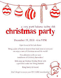 Microsoft Christmas Party Free Office Party Flyer Templates Lovely Lunch Template Potluck E