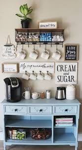 . wood coffee rack/ caddy/organizer. Best Home Coffee Serving Station Ideas Coffee Bar Inspiration Decorating Ideas And Accessories For The Home Creative Ideas For Every Room