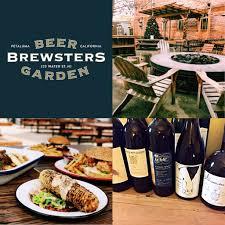 discover brewsters beer garden
