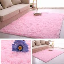 light pink rugs for nursery elegant new fluffy rug anti skiding gy area rug dining room