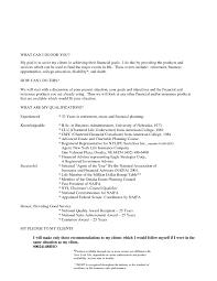Amusing Insurance Job Resume Samples In Life Insurance Agent