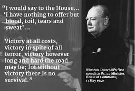 Winston Churchill Famous Quotes Enchanting 48 Key Quotes By Winston Churchill In World War Two
