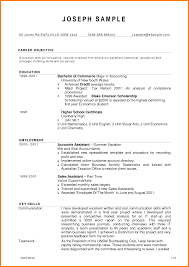 6 Accountant Resume Format In Word Format Cashier Resumes
