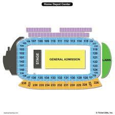 Wango Tango Seating Chart 52 Prototypical Stubhub Center Concert Seating