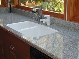 6 most popular sink styles for granite countertops