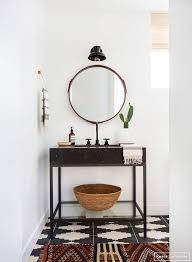 Love This Super Zen Minimalistmeetsboho Bathroom With Round New Bathroom Remodel Las Vegas Minimalist