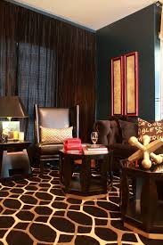 brown velvet sofa living room eclectic with area rug coffee table
