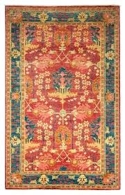 arts and crafts area rugs wool rug rust by ideas