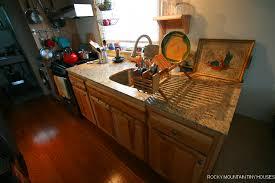 turkey flats 24 tiny house granite countertops