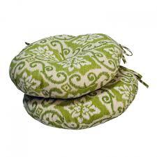 floor valbella blaze round outdoor seat cushion