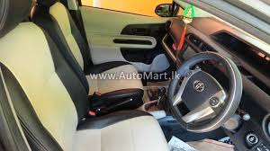 registered used toyota aqua car for at kandy sri lanka