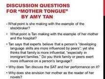 dystopian short story essays qualitative research marketing amy tan mother tongue full essay