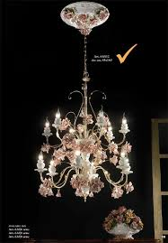 19 best italian ceramic and porcelain images on pertaining to new household italian ceramic chandelier ideas