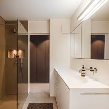 Bodengleiche Dusche Im Badezimmer Fene Designs Offene Badezimmer