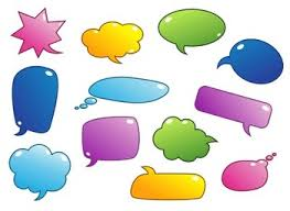 Word Bubble Templates Thought Bubble Word Bubble Speech Writing Template Clipart